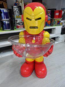 Porta caramelo Iron Man