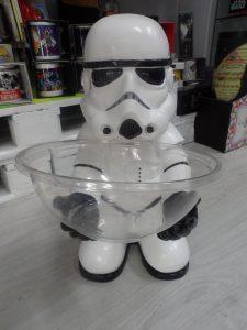 Porta caramelo Stormtrooper